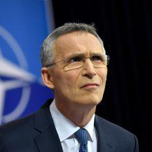 J. Stoltenbergas: NATO apgalvotai atsakys į Rusijos pasitraukimą iš INF sutarties
