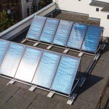 Visaginas ruošiasi įrengti saulės jėgainę