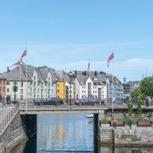 Šalies vadovai pasveikino Norvegiją Konstitucijos dienos proga