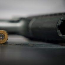 Kelmės rajone sandėliuke rasti nelegaliai laikomi ginklai