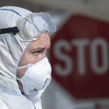 Dėl viruso atvejų sustabdyta Kauno klinikinės ligoninės Reanimacijos skyriaus veikla