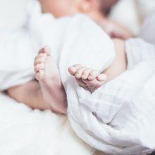 Dar vienas kūdikis rekordininkas: berniuko ūgis – neįprastas