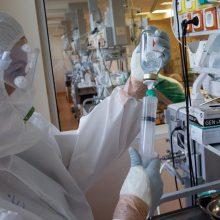 Praėjusią parą nuo koronaviruso užgeso penkios gyvybės: pateikė daugiau informacijos