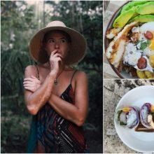 Kulinarė A. Baranova: rojaus Žemėje nėra, nebent pats jį susikuri