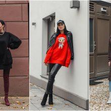 Karantinas su aukštakulniais: moteriški įvaizdžiai pagal S. Nainę
