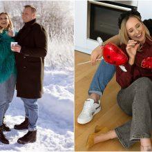Valentino diena: stilistė dalijasi trijų įvaizdžių idėjomis