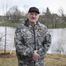 A. Lukašenka: ekstremalios situacijos metu prezidento galias perimtų Saugumo taryba
