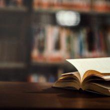 Bibliotekoms papildomai skirta 346 tūkst. eurų knygoms ir kitiems leidiniams įsigyti