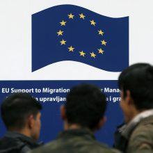 Prancūzijai blokuojant naujų narių priėmimą ES laukia aštrūs nesutarimai