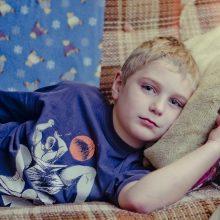 Kodėl vaikai vemia dažniau?