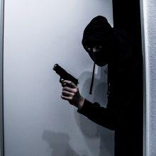 Sankt Peterburge įvykdytas ginkluotas banko apiplėšimas