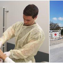 Karo chirurgo patirtis Afganistane – išskirtinė