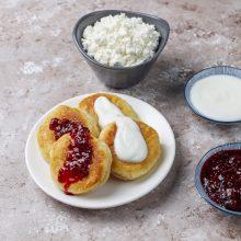 Varškėčių receptų idėjos: kaip papuošti stalą bei nudžiuginti gomurį