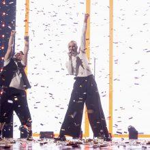 """Grupei """"The Roop"""" pasirengti didžiajai """"Eurovizijai"""" skirs 35 tūkst. eurų"""