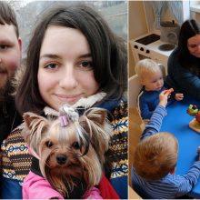 Šeimos darželis išpildė svajonę dirbti su ikimokyklinukais