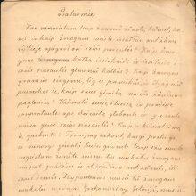 Lietuvos Pasaulio atminties registre – ir Vilniaus Gaono bei S. Daukanto rankraščiai