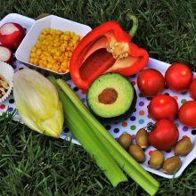 Mitybos specialistė patarė, kaip vaikus paskatinti valgyti daugiau daržovių ir vaisių