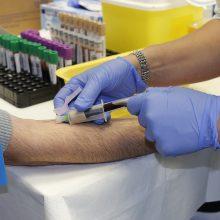 Šiemet – daugiau užsikrėtusiųjų hepatitais