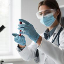 FNTT ir STT žada padėti nacionalinei laboratorijai skubiai vykdant priemonių pirkimus