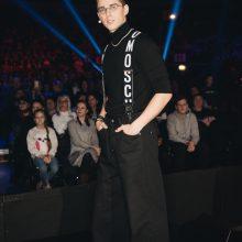 D. Montvydo stilius: nuo šlepečių su kojinėmis iki 90-ųjų stiliaus metamorfozių