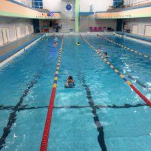 Panevėžys skelbia architektūrinį konkursą olimpiniam baseinui