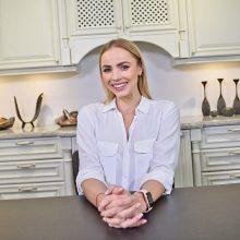 Dviejų vaikų mama G. Alijeva: tenka gaminti atskirus patiekalus