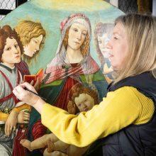 Ekspertai: S. Boticelli kopija laikytas paveikslas nutapytas dailininko dirbtuvėse