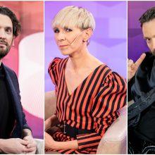 """Žinomi muzikos autoriai """"Eurovizijos"""" finale tikisi įdomios kovos"""