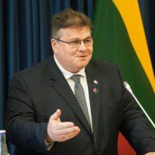 Ministras: Rusiją reabilitavusi Europos Taryba rizikuoja prarasti autoritetą