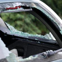 Kauno pareigūnai itin operatyviai sulaikė galimą automobilio vagį