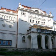Teismas leido baigti Rusų dramos teatro remonto konkursą