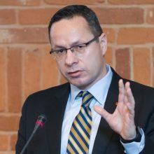 URK pirmininkas Ž. Pavilionis: nesu padaręs žalos Lietuvos interesams