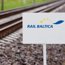 """Bus galima laikinai naudotis dėl """"Rail Balticos"""" paimta žeme"""