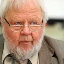 Buvusiam VDU rektoriui – Kauno garbės piliečio vardas
