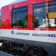 """""""Lietuvos geležinkeliai"""" nepadarė pusės darbų pritaikant keliones neįgaliesiems"""