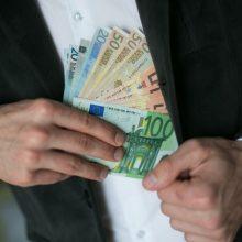 Bendrovės pinigus pasisavinusiam direktoriui skirta laisvės atėmimo bausmė
