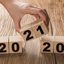 Pasitinkant 2021-uosius: ką dažniausiai pasižada tautiečiai? <span style=color:red;>(patarimai)</span>