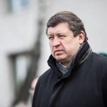 R. Karoblis: liko nedaug susitarimų, kurių Rusija nebūtų pažeidusi