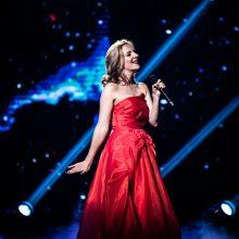 I. Narkutė: lyg aidas po dainos ateina artumas