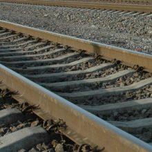 Prie geležinkelio bėgių – beveik 50 tūkst. eurų kontrabandinis krovinys