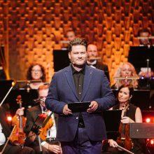M. Vitulskis: tikriausiai nėra sunkesnės už dirigento specialybės