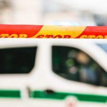 Lazdijų rajone rasta negyva moteris sumušta galva