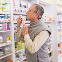 Kam pirkti vaistus, jei jų nereikia?