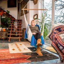Menininkė J. Galdikaitė: mano namuose nėra jokių taisyklių