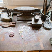 Bizantiško stiliaus papuošalų kūryba – pedagogės laisvalaikio pomėgis