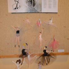 """,,Baleto šokėjos"""""""