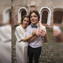 M. P. E. Martynenko neseniai gimusiam sūnui suteikė žmonos pavardę