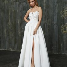 Dizainerė: COVID-19 leido naujai pažvelgti į kuriamą vestuvinių suknelių kolekciją