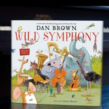 Bestselerių autorius D. Brownas parašė knygą vaikams