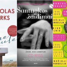 Balto leidybos namai pristato: turiningam laikui – trys knygos